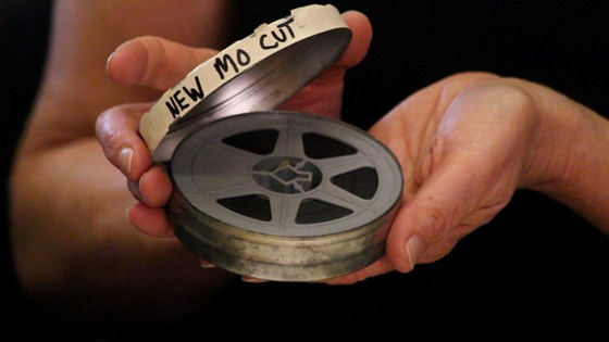 New Mo' Cut: David Peoples' Lost Film of Moe's Books