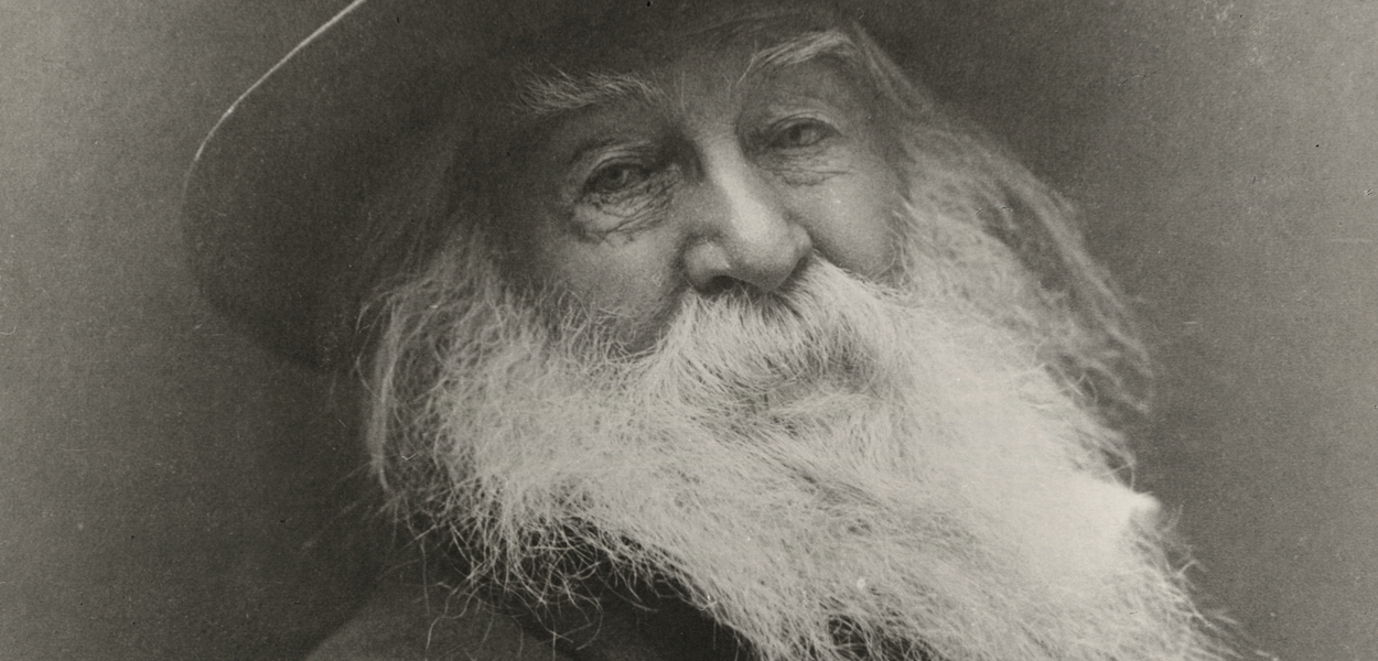 Walt Whitman: Citizen Poet